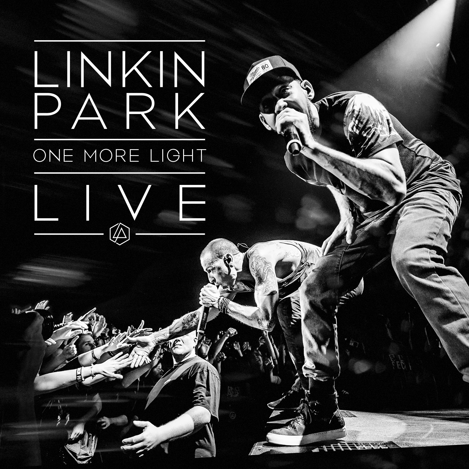 PRE-ORDER ONE MORE LIGHT LIVE