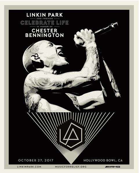 LINKIN PARK & FRIENDS - CELEBRATE LIFE IN HONOR OF CHESTER BENNINGTON